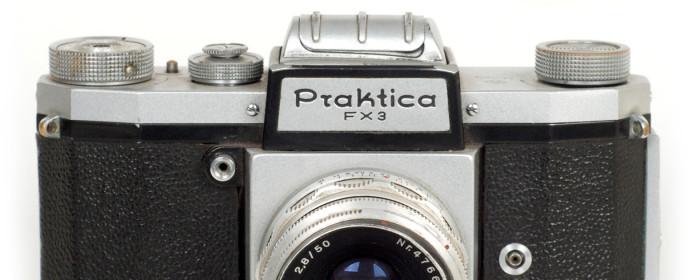 Praktica, Paraktica FX