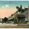 Dawny Gdańsk. Brama Wyżynna, Katownia, Pomnik Cesarza Wilhelma, Targ Węglowy