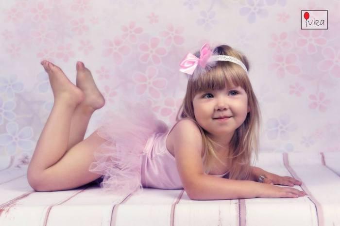 Fotografia dzieci. Malwinka