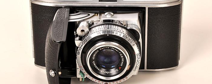 Aparat fotograficzny Kodak Retina Ib