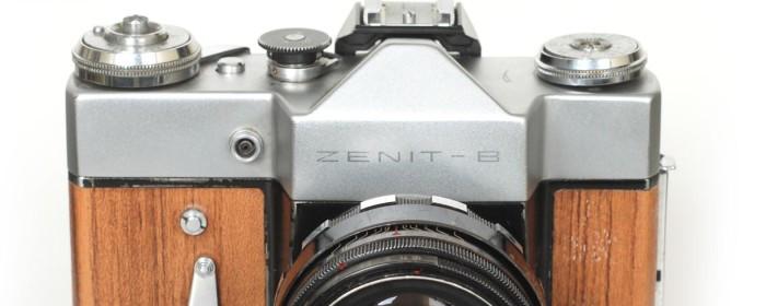 Aparat fotograficzny Zenit B, Zenit BM