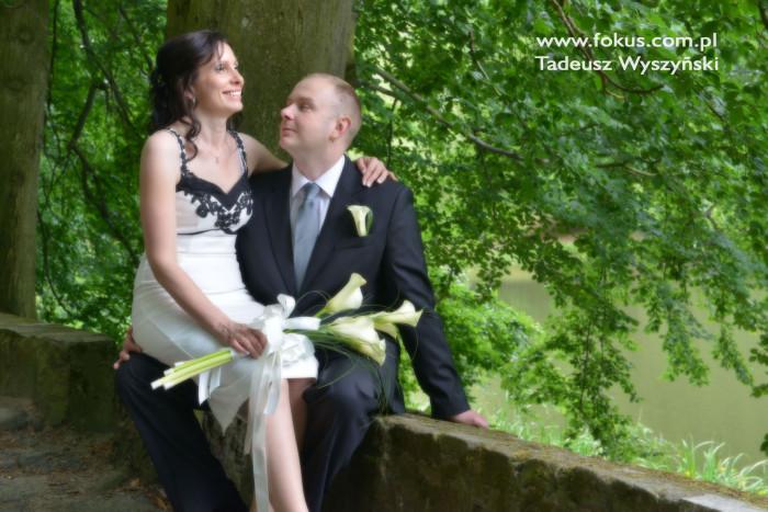 Fotografia ślubna Anna i Marcin