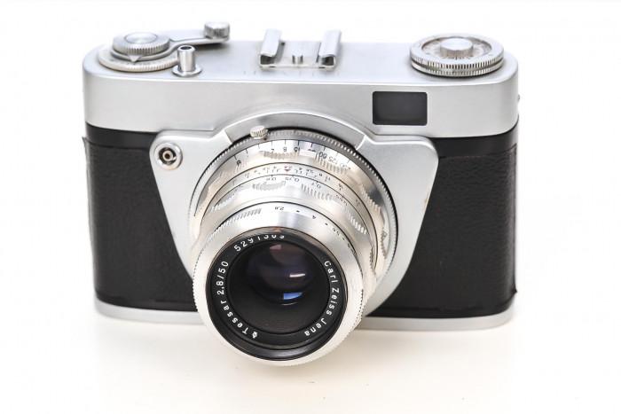 Fotograficzny aparat Altix-N
