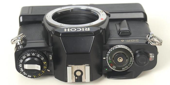 Aparat fotograficzny analogowy RICOH XR 6