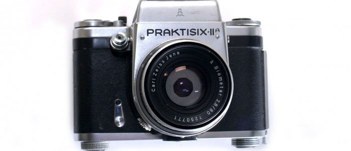 Aparat fotograficzny Praktisix, Pentacon Six