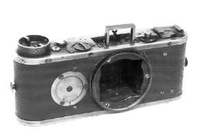 Leica 0 - prototyp 3 z 1920 roku.