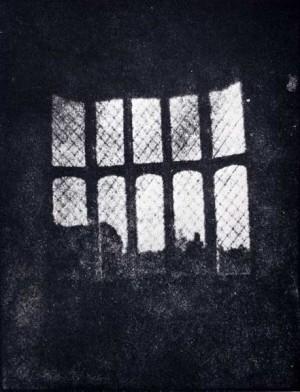 Fotografia okna wykonana metodą talbotypii w 1835 roku