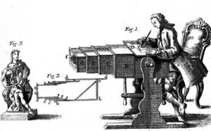 Camera Obscura - XVII wiek