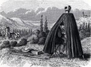 Camera Obscura - 1825