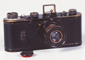 Leica 0 - prototyp z roku 1923