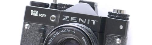 Radzieckie aparaty fotograficzne