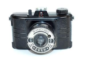 Druch - aparat fotograficzny na film Typ 120