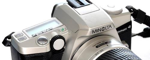 Aparaty fotograficzne Minolta Dynax