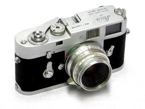 Leica M2. Rok 1957 - 1968