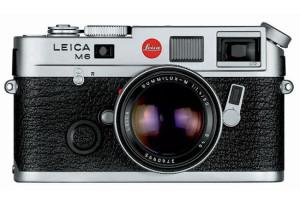 Leica M6. Rok 1984 - 1998