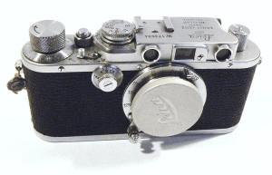 Leica 3. Rok 1933