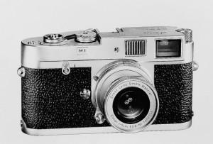 Leica M1. Rok 1959