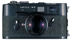 Leica M5. Rok 1971-1975