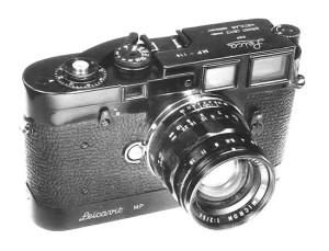 Leica MP. Rok 1956