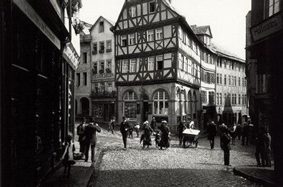 Wetzlar - zdjecie wykonane aparatem Leica w 1914 roku