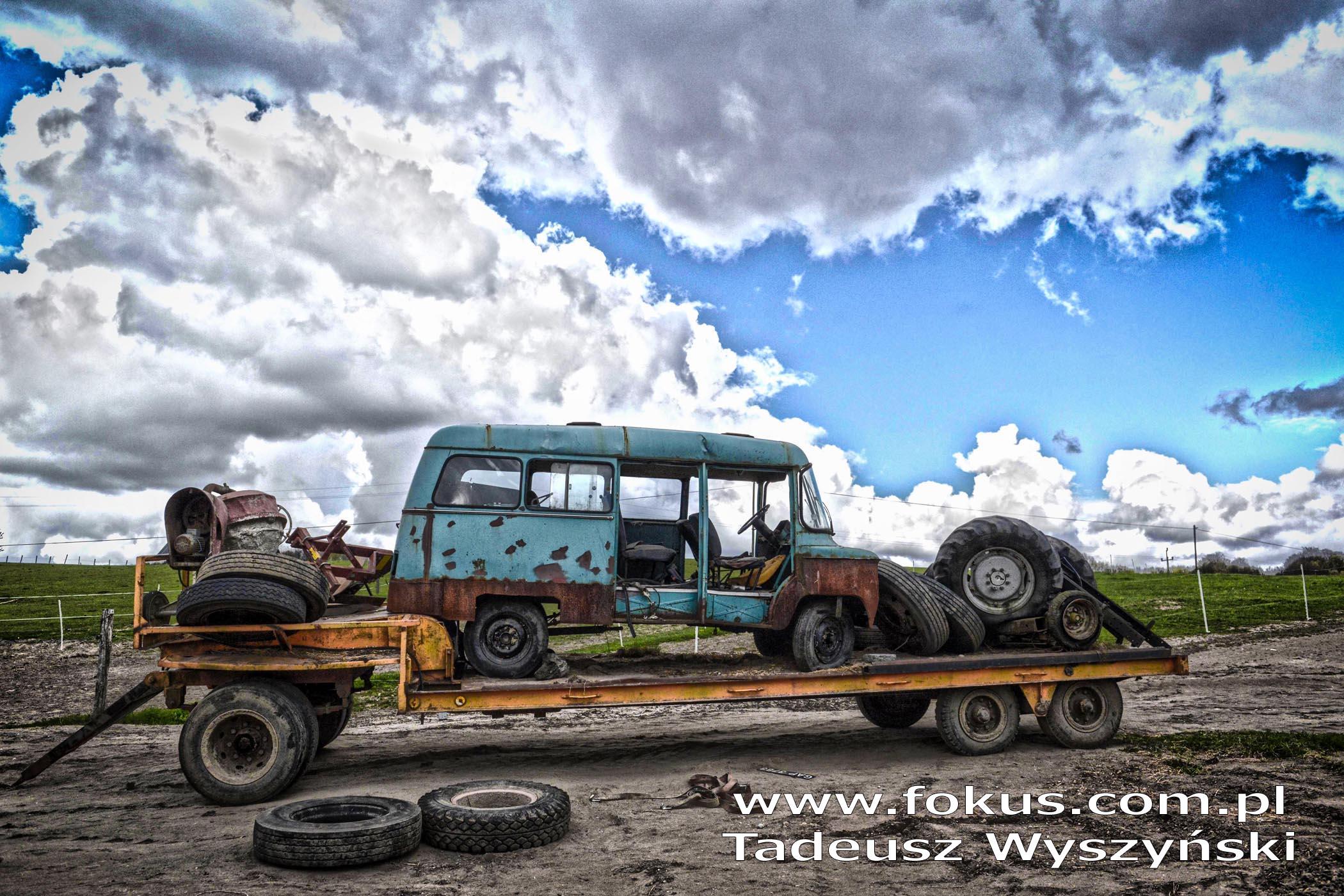 Zdjęcia HDR fotografia Tadeusz Wyszyński