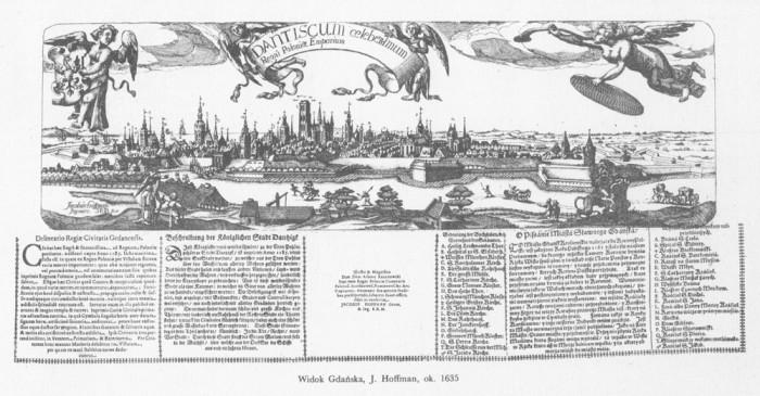 Panoramy Gdańska