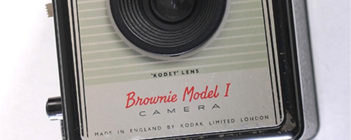 Brownie Model I Camera