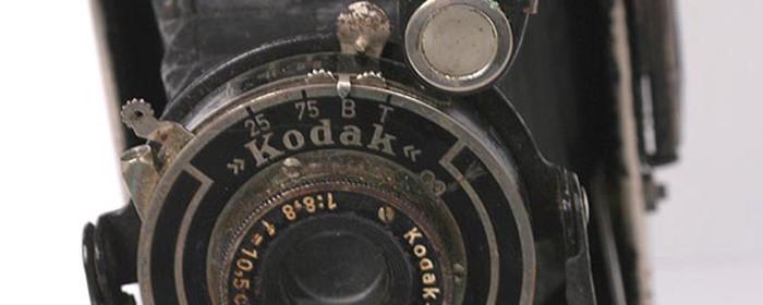 Aparat Kodak Junior