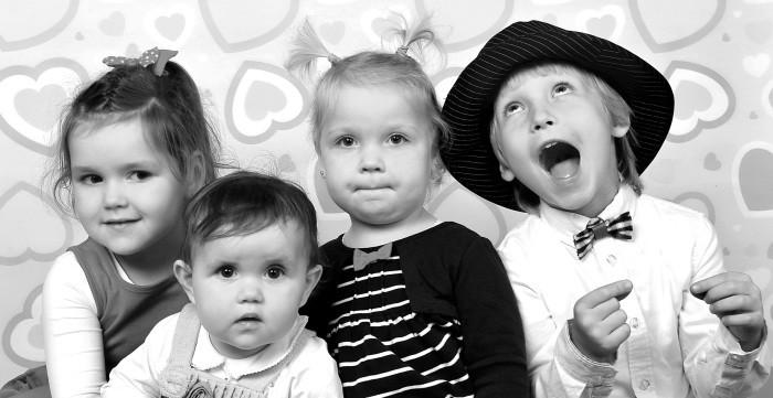 Zdjęcia dzieci – Pola,Oliwka,Ala,Szymek