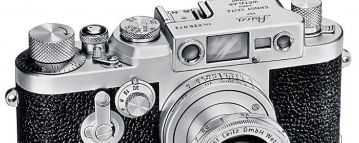 Historia aparatu fotograficznego – Leica