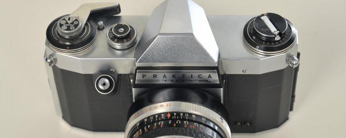 Aparat fotograficzny Praktica Nova