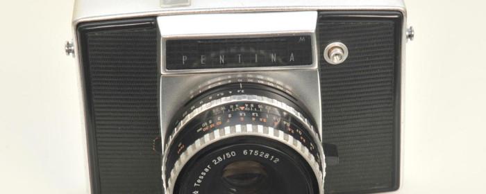 Aparat fotograficzny Pentina