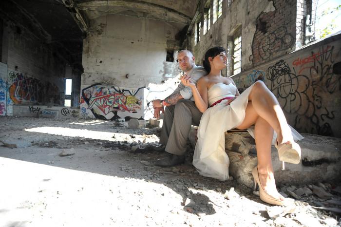 Zdjęcia ślubne Kasia i Krzysztof