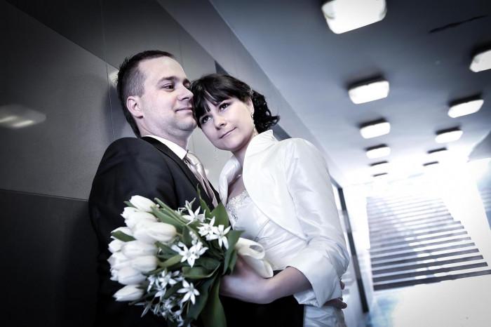 Fotografia ślubna w plenerze Monika i Marek
