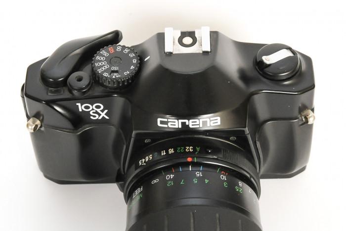 CERENA SX 100 Aparat fotograficzny analogowy